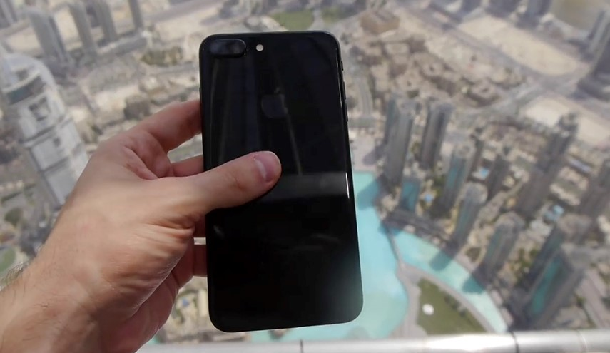 CRAZY VIDEO IPhone 7 Plus Dropped From Worlds Tallest Building In Dubai
