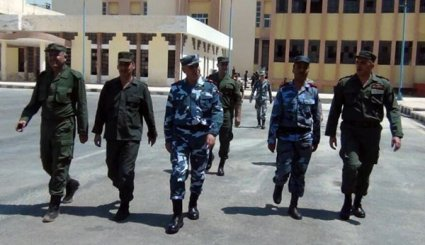 Syria's Internal Security Forces Training More Troops in Damascus