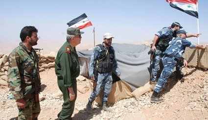 Syrian Army Imposes Control over Several Heights in Mountainous Region at Border with Lebanon