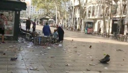 Spain Terror Attacks: 13 Killed, 100 Injured