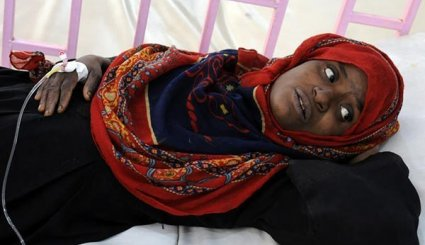 WHO:Cholera Epidemic Reaches Half A Million Mark in War-Torn Yemen