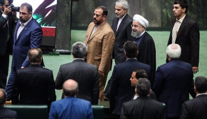 5th day of debate session on Rouhani's cabinet picks