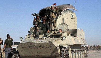 Iraq's Joint Military Forces Continue Battle for Tal Afar