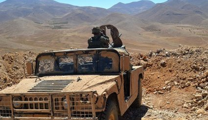 Lebanese Army Pushes ISIL Away from Border Positions