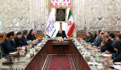 Iranian Majlis speaker, Chilian counterpart meet in Tehran
