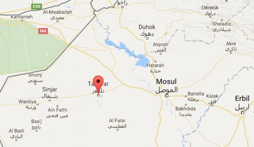 Iraq starts bombing ISIS-held Tal Afar, west of Mosul - Sumariya