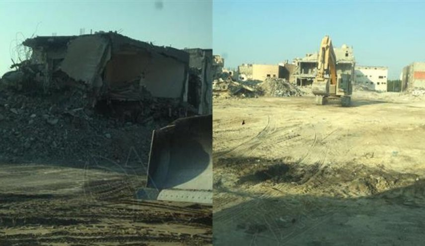 Al-Musawara neighborhood totally destroyed, Saudi Arabia says
