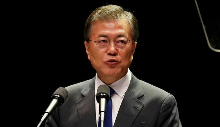 S. Korea's Moon: There will be no war on Korean peninsula