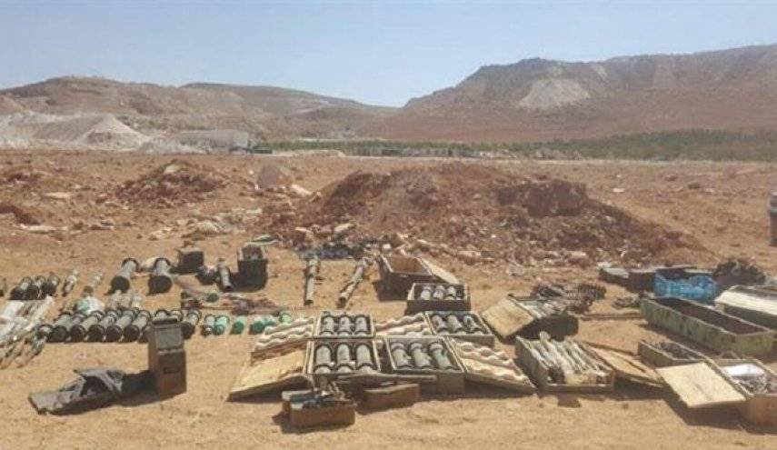 Lebanon army discovers US-made weapons cache left by Nusra terrorists