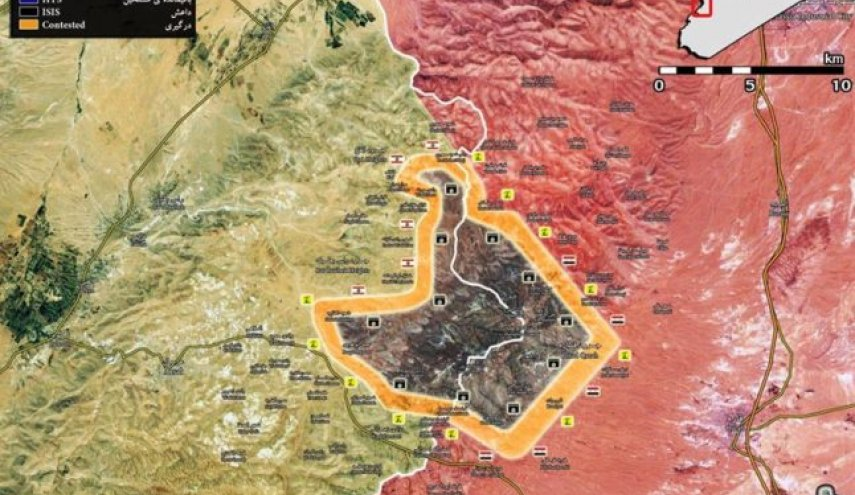 ISIS virtually finished in Lebanon as Hezbollah, Syrian Army speed up offensive