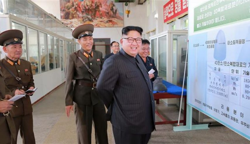 N Korea leader orders production of more missiles