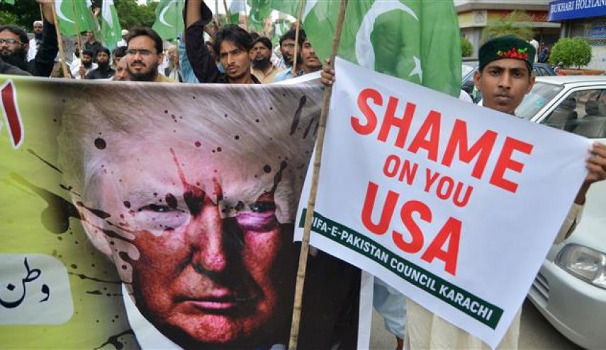 Pakistan 'postpones' visit by senior US official