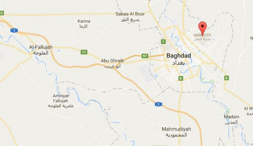 Iraq: Car bombing at busy Baghdad market kills at least 6