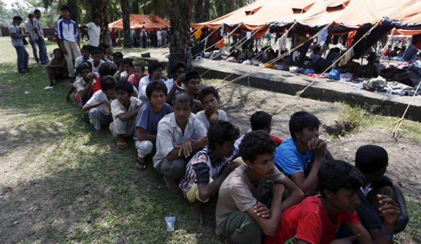 Up to 18,000 Rohingya fled Myanmar violence last week- migration agency IOM