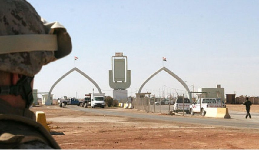 Iraq, Jordan say border crossing to reopen on Wednesday