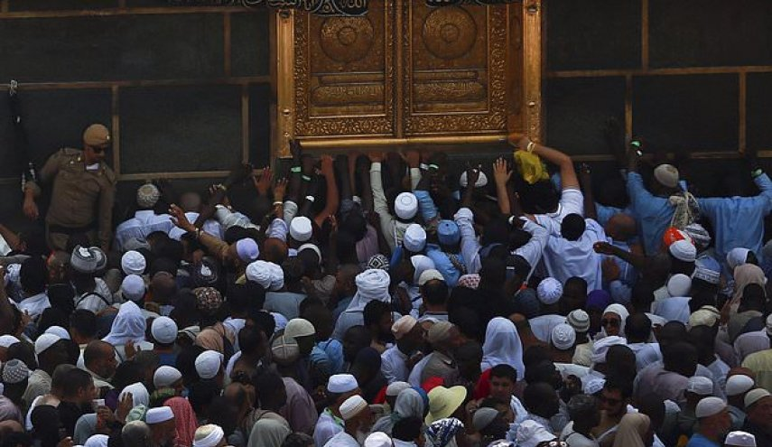 The Muslim hajj pilgrimage in numbers