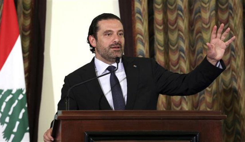 Hariri rejects Israeli claims about 'missile factories' in Lebanon