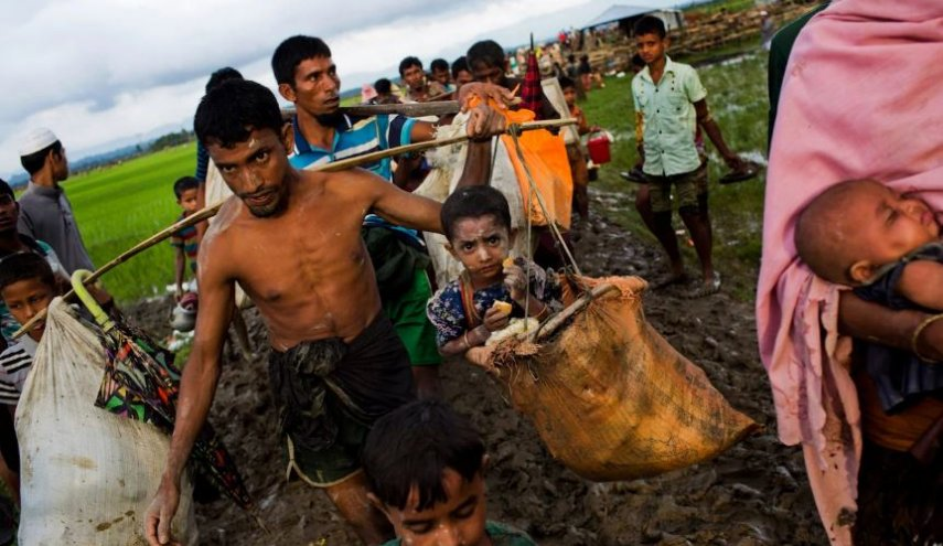 Myanmar army 'beheading children and burning people alive' according to eyewitnesses: Telegraph