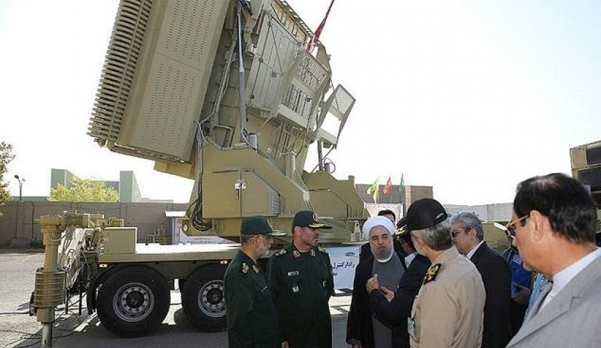 Iran tests home grown air defence system: official