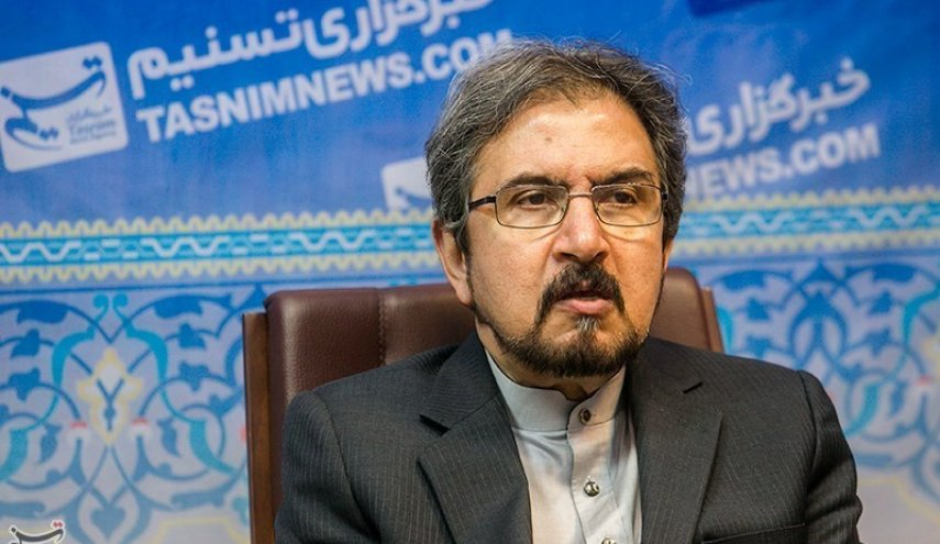 Spokesman elaborates on Iran's diplomatic measures in support of Myanmar Muslims