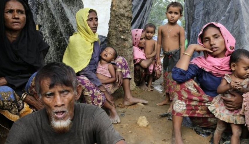 Aid response to Rohingya emergency must be ramped up