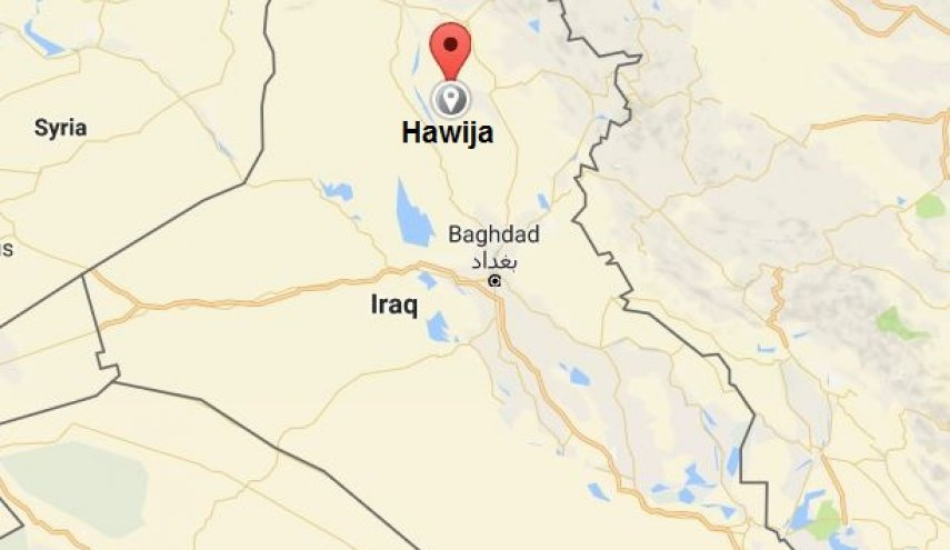 Isis suicide bombers attack coalition base in Iraq