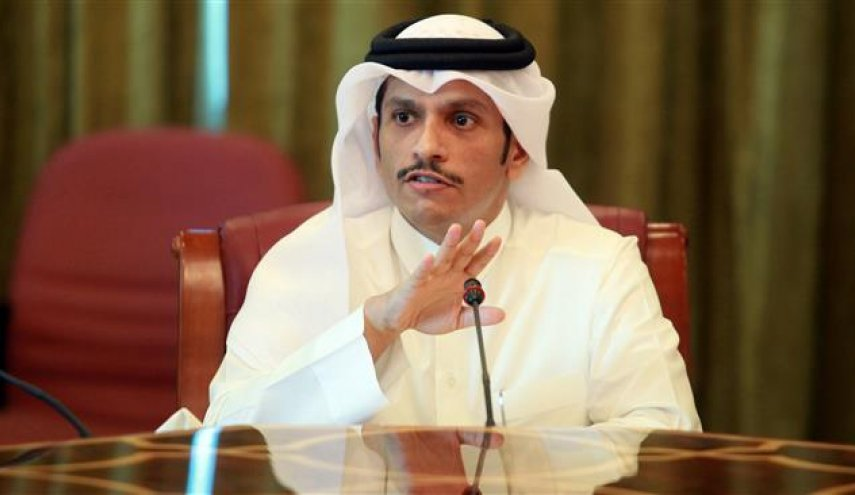 Qatar Foreign Minister: blockade pushing it closer to Iran economically