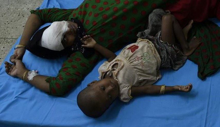 Rohingya toll mounts as Bangladesh hospitals struggle