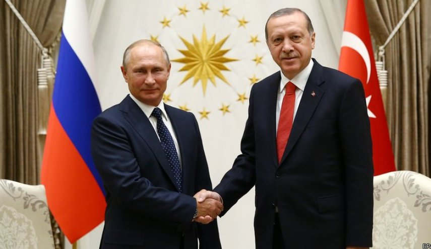 Erdogan, Putin agree joint push to end Syria war