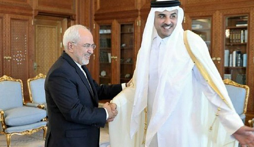 Iran foreign minister visits Qatar amid diplomatic standoff