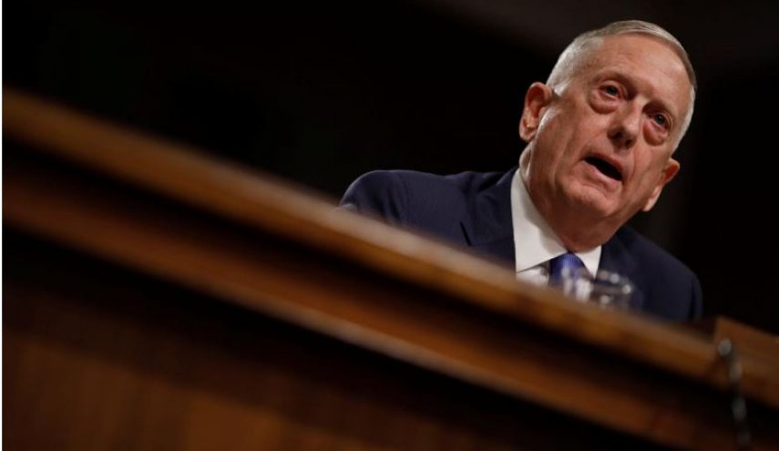 Mattis: In U.S. national security interest to stick with Iran nuclear deal