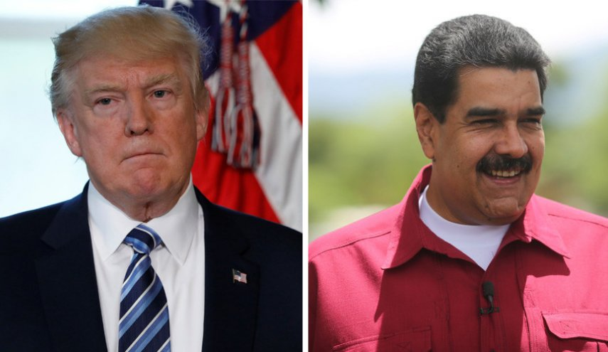 """Tell him of 'Simon Bolivar' and he will think it's a rock singer: Maduro talks about US president"