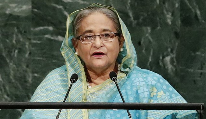 Bangladesh PM says government will continue to help Rohingya