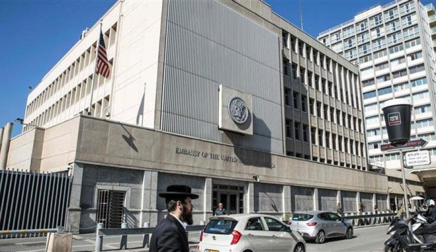 Trump: US embassy to remain in Tel Aviv for now