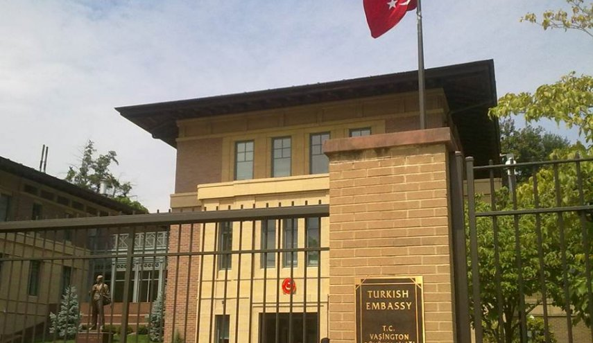 Turkey suspends all non-immigrant visa services at all diplomatic facilities in U.S.