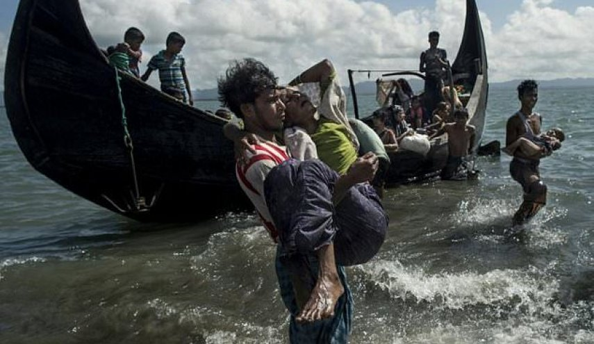 At least 12 dead, scores missing in Rohingya capsize: officials