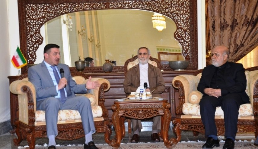 Iran, Iraq discuss preparations for Arba'een