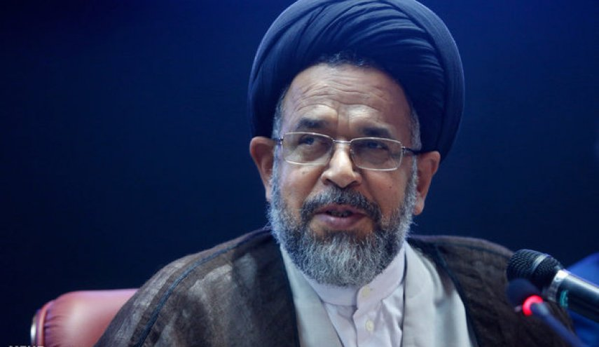 Terrorists arrested in Muharram: Iranian Intelligence Min.