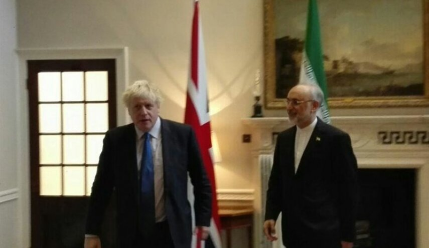 British top diplomat stresses London's support for Iran nuclear deal