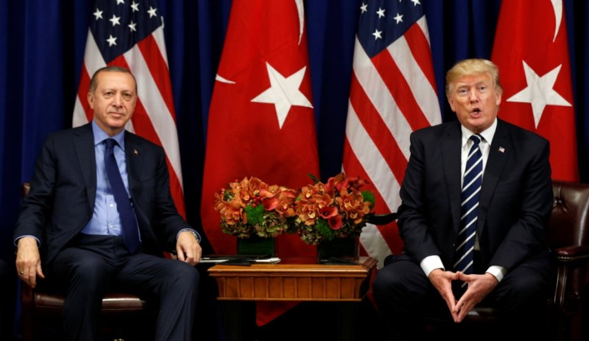 Erdogan says U.S. sacrificing ties with Turkey, blames envoy