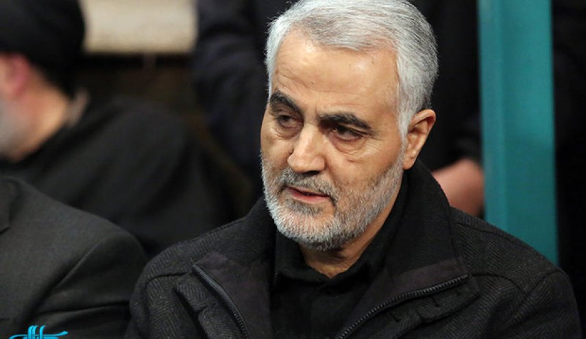 Iran's Soleimani arrives in Kurdish region for talks about crisis with Baghdad