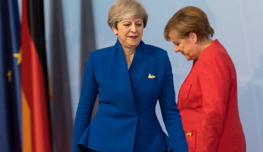 Britain, Germany committed to Iran nuclear deal - PM May's office