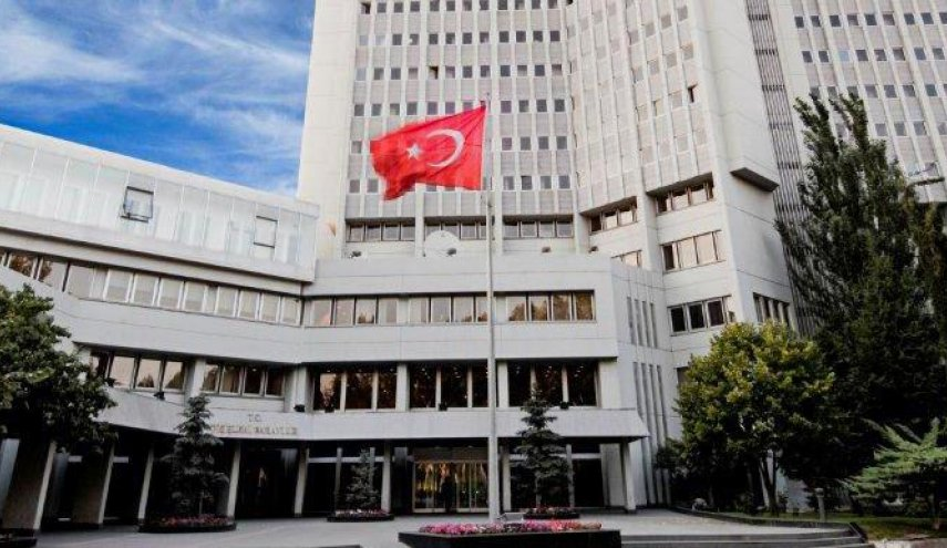 Turkey ready to cooperate with Iraq against Kurdish militants - foreign ministry