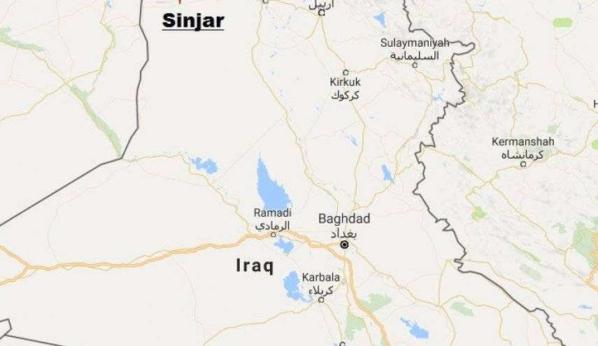 Iraqi-backed Yazidi group takes over Sinjar after Kurdish pullout -residents