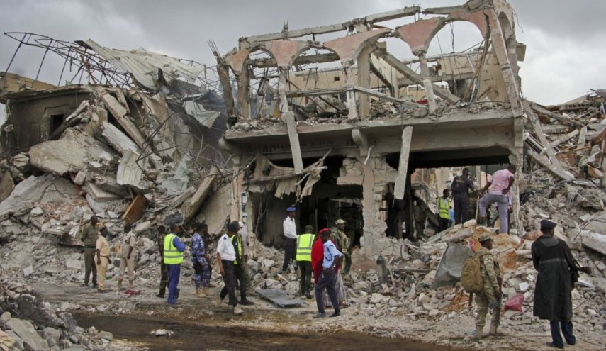 Turkish Military Base was 'Target' of Somalia truck bomb: Somalian Intelligence