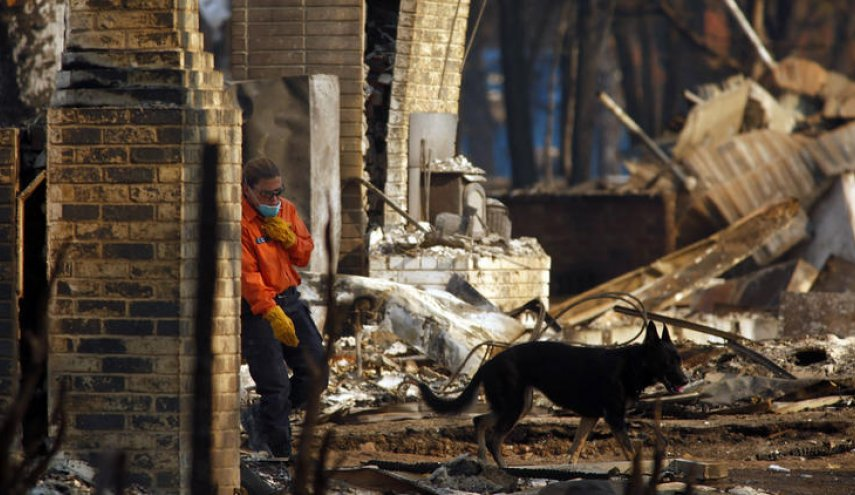 Death toll rises to 42 in California wildfires