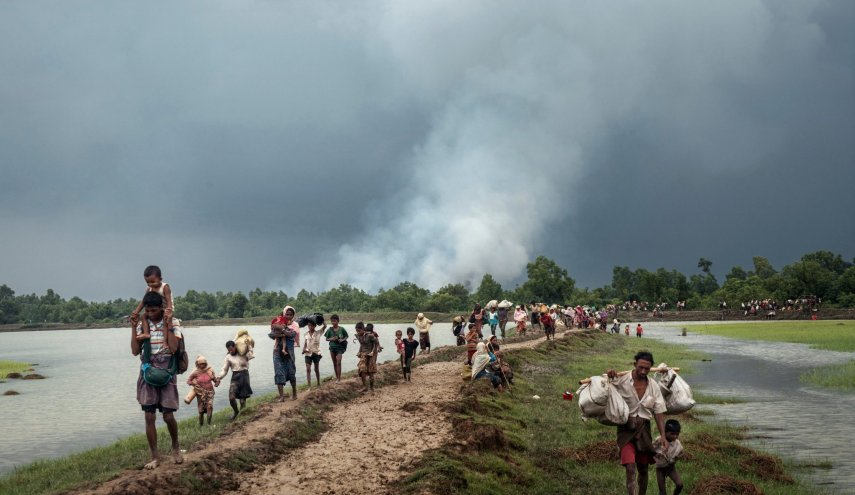 UN, gov't officials meet to drum up funds for Rohingya