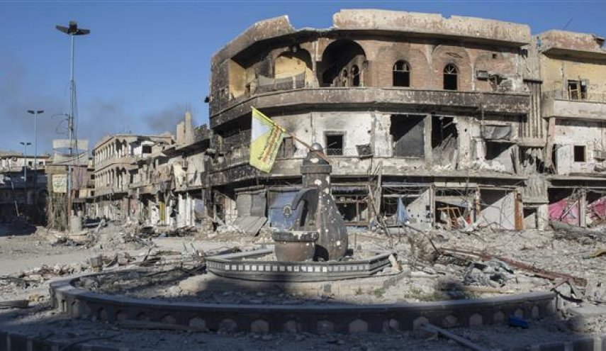 Under SDF rule, Raqqa can't be called liberated: Syria