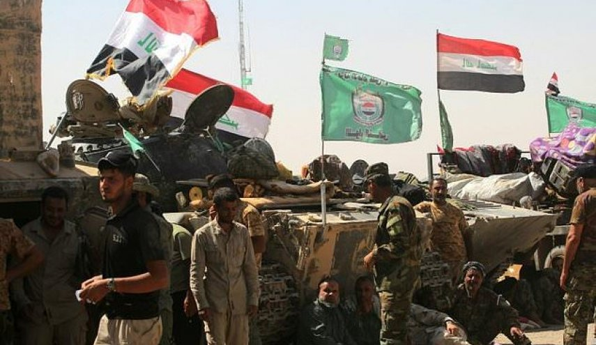 'Fierce clashes with Isis near Mosul': PMF