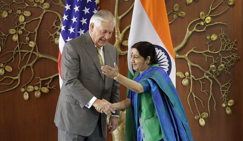 Tillerson in India to lay out US strategy in South Asia